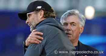 Klopp reacts to Everton transfer business and makes Ancelotti claim