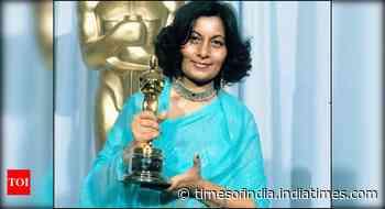 Designer Bhanu Athaiya passes away