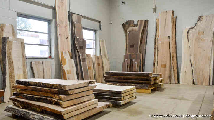 Shop Talk: Salvaged Wood Finds New Life with Urbn Timber
