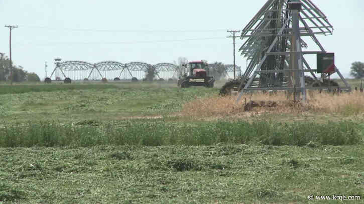 Lawmakers: New Mexico farmers shortchanged on disaster aid