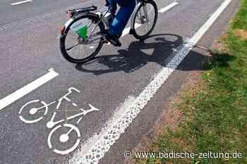 Fahrrad-Demo der SPD in Kirchzarten - Kirchzarten - Badische Zeitung
