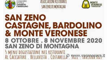 Bardolino, castagne e Monte Veronese: i protagonisti dell'autunno sul Monte Baldo - VeronaSera