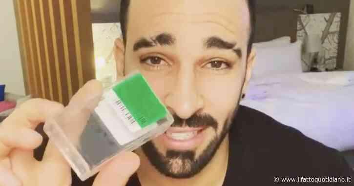 """Adil Rami, dal calcio all'ex Pamela Anderson: """"Sono stato con troppe donne e ho mangiato troppo"""""""