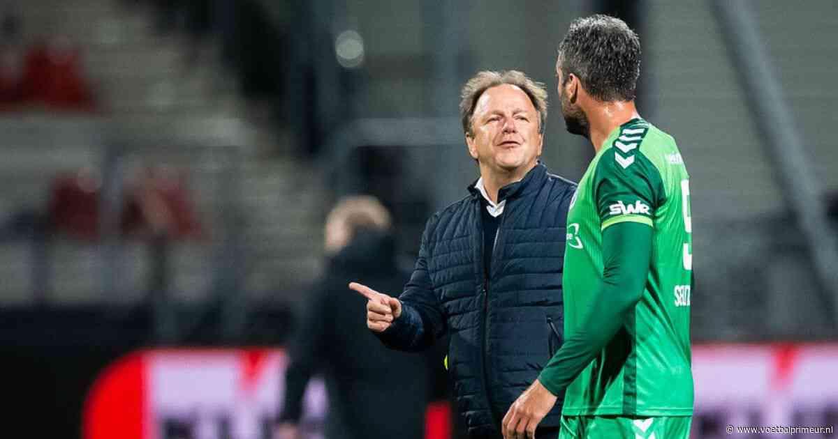 Positieve coronatesten bij De Graafschap, wedstrijd tegen Helmond Sport gaat door