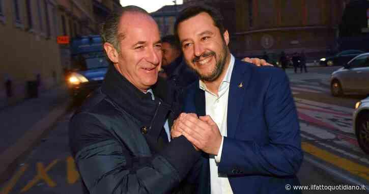 Veneto, gioco di prestigio di Zaia per l'onore delle armi a Salvini: il governatore e 4 'suoi' consiglieri passano nel gruppo della Lega