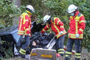 Schwerer Verkehrsunfall auf der L560 bei Stutensee-Blankenloch - meinKA | Stadtportal Karlsruhe