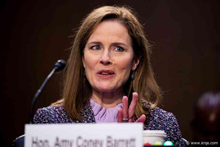 WATCH LIVE: Senate Judiciary sets vote on Barrett, Dems decry 'sham'