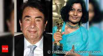 Randhir mourns the demise of Bhanu Athaiya