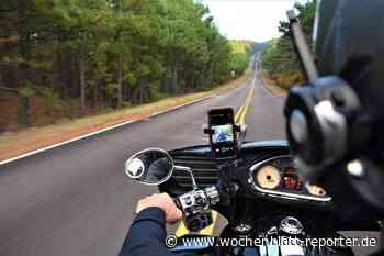 Motorradunfall in Waldmohr: Da hat Sankt Columban aufgepasst - Waldmohr - Wochenblatt-Reporter