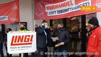 """Insolvenz bei Lingl in Krumbach: """"Es geht nicht ohne Arbeitsplatzabbau"""" - Augsburger Allgemeine"""