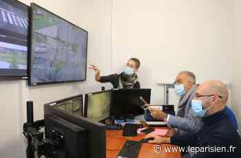 Saint-Pierre-du-Perray : la ville se dote de 14 caméras et d'un centre de vidéosurveillance - Le Parisien