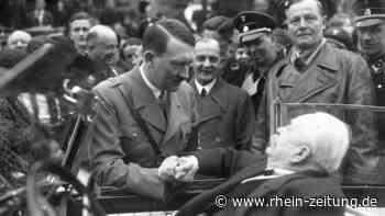 Symbolischer Akt im Stadtrat: Mayen distanziert sich von Nazi-General - Rhein-Zeitung