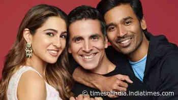Atrangi Re: Akshay Kumar charging this whopping amount for his role in Sara Ali Khan and Dhanush's film