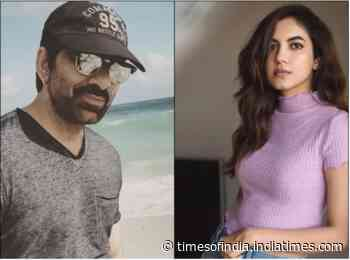 'Pelli Choopulu' fame Ritu Varma likely to romance Ravi Teja?