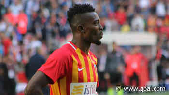 Bernard Mensah: Besiktas declare Ghana midfielder coronavirus positive