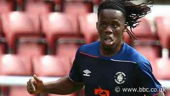 Peter Kioso: Bolton Wanderers sign Luton Town defender on loan