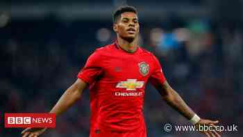 Rashford: Hungry children still worrying about next meal