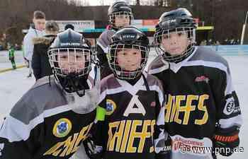 Zukunft des Eishockeys sichern: Crowdfunding für Chiefs- Nachwuchs - Passauer Neue Presse