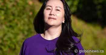 China denies using 'coercive diplomacy' to push release of Meng Wanzhou