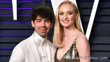 Joe Jonas Fans Think His New Tattoo Is of Sophie Turner - Glamour