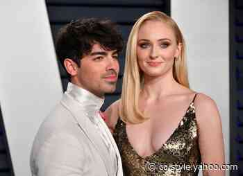 Fans Think Joe Jonas's New Neck Tattoo Is of Sophie Turner - Yahoo Canada Shine On
