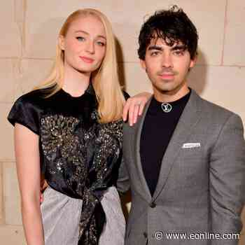 Joe Jonas' Fans Are Convinced He Tattooed Sophie Turner's Face on His Neck - E! NEWS