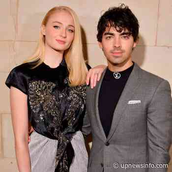 Joe Jonas' Fans Think He Tattooed Sophie Turner's Face on His Neck - Up News Info