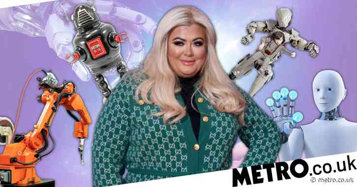 Gemma Collins wants to make robot clones of her parents and is up for robot boyfriend and baby too