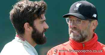 Liverpool told to forget Alisson as real Klopp problem outlined
