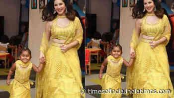 Sunny Leone's daughter Nisha Kaur Weber turns 5, actress pens a heartfelt note