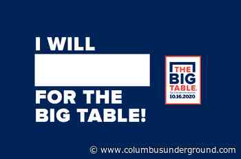 The Big Table is a day for connection and kindness!