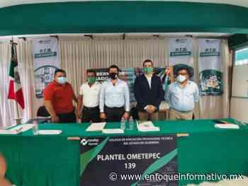 Destaca logros en materia académica e infraestructura director del Conalep Ometepec. - Enfoque Informativo