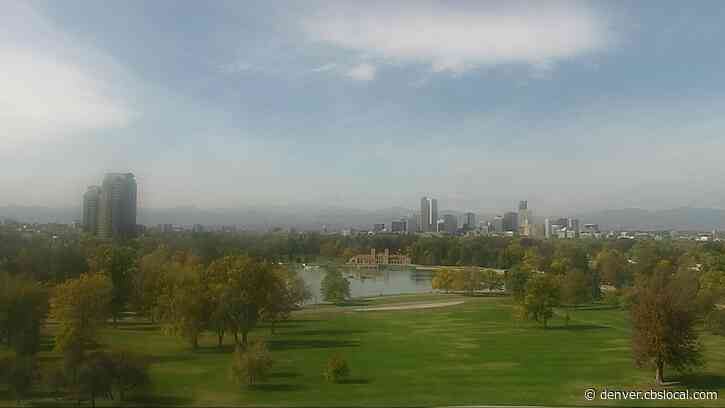 Colorado Weather: Much Cooler, Less Wind, But Still Areas Of Smoke