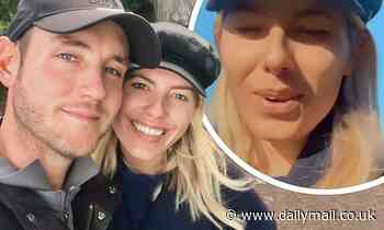 Mollie King and beau Stuart Broad visit park where they had first date