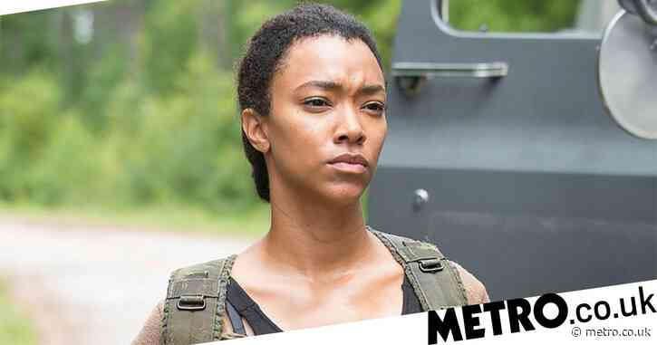 The Walking Dead's Sonequa Martin-Green eyeing up anthology series: 'I'd love to return'