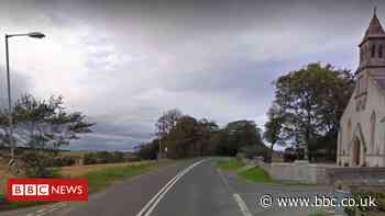 Biker injured in three-vehicle crash in Aberdeenshire