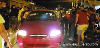 Acribillan a dos hombres en el interior de un vehículo en Huaquillas - El Universo