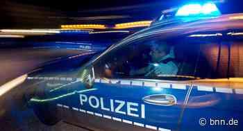 Unbekannter dringt in Werkstatt in Karlsbad ein - BNN - Badische Neueste Nachrichten