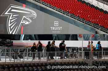 NFL monitoring Falcons' situation, hoping game is a go