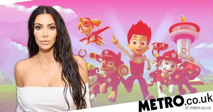 Kim Kardashian gets big movie break as she joins Paw Patrol cast and jokes: 'I'm officially cool mum now'