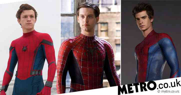 Sony gives update about those Tobey Maguire and Andrew Garfield Spider-Man 3 casting rumours