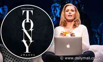 Tony Award nominations in full as Jagged Little Pill leads with 15