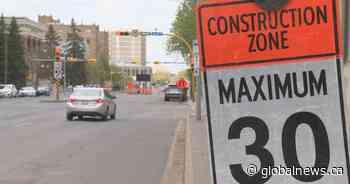City of Regina calls 2020 construction season successful despite delay
