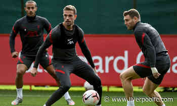Inside Training: International Reds return ahead of derby day