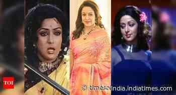 HBD Hema Malini: Her 5 exceptional characters