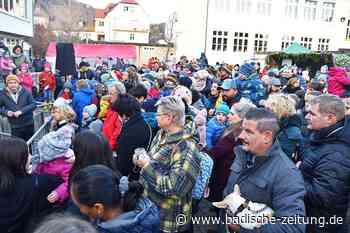 Der Weihnachtsmarkt in Grenzach-Wyhlen ist abgesagt - Grenzach-Wyhlen - Badische Zeitung