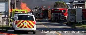 Saint-Fabien se relève difficilement de l'incendie majeur