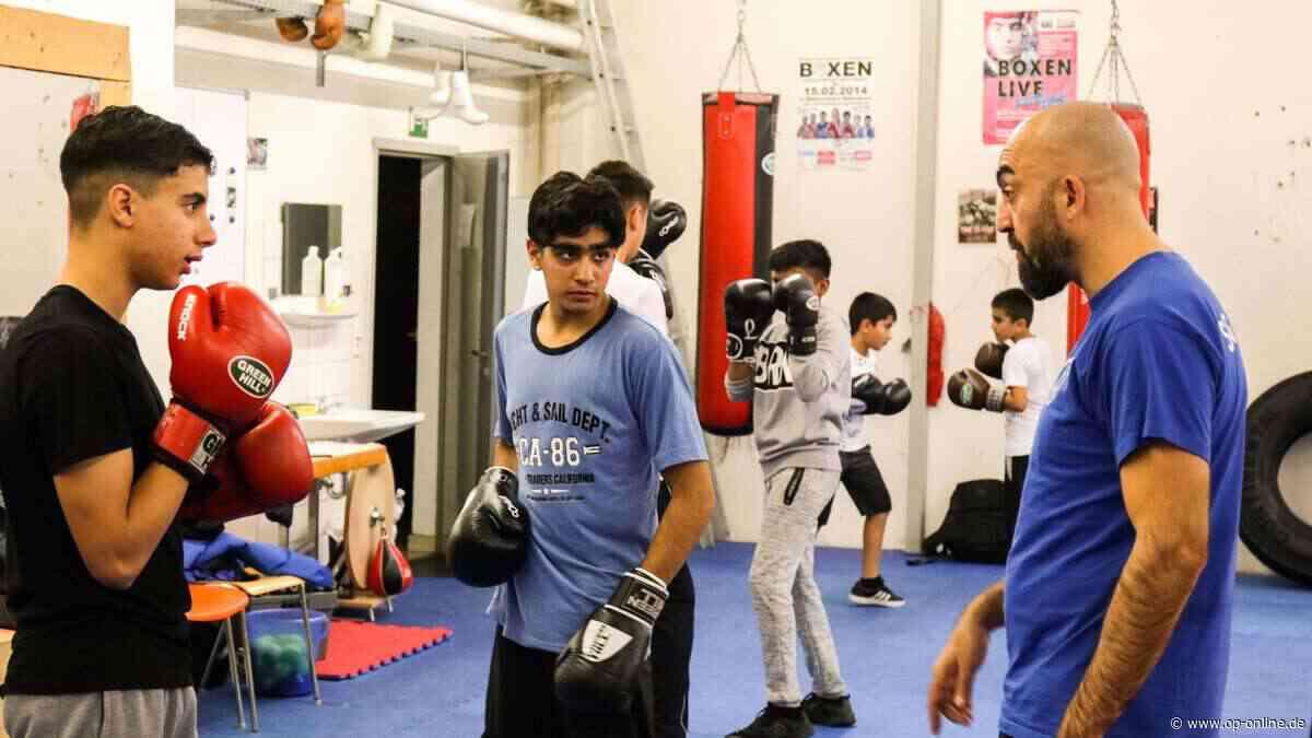 Bei den Boxern der SG Dietzenbach steht Gewaltprävention im Vordergrund - op-online.de