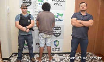 Acusado de assassinato é julgado em Faxinal; assista - TNOnline - TNOnline