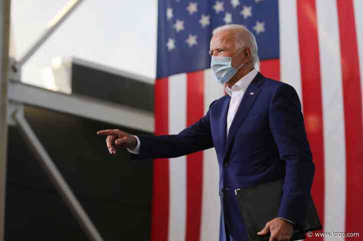 3rd person linked to Biden campaign tests positive for coronavirus